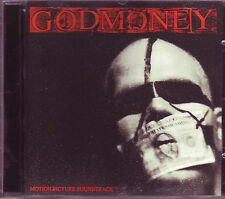 Godmoney soundtrack CD (1997) Rollins Blink 182 Pennywise MXPX & more