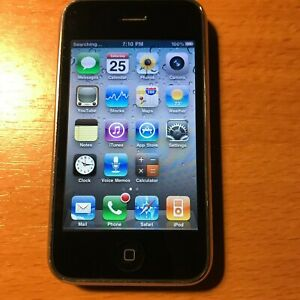 Apple iPhone 3GS - 8GB - Black (AT&T) A1241 (GSM) - Cydia