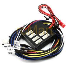 Yeah Racing Dark Drifter RC 6-slot Red White Blue Yellow LED Light Kit #lk-0002