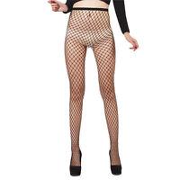 Fashion Women's Sexy Fishnet Pattern Pantyhose Tights Punk Stockings S M L