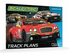 Scalextric C8334 Track Plans Book Issue10 BRAND