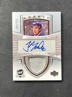 2005-06 UPPER DECK THE CUP JAROSLAV BALASTIK ROOKIE AUTO PATCH #ed 140/199