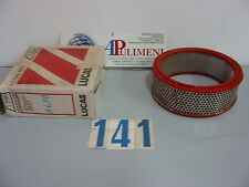 A670 FILTRO ARIA (AIR FILTER) FIAT 615 N1-N2 FIAT 241 FIAT 1100 TN