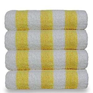 Luxury Hotel & Spa Towel 100% Cotton Pool Beach Towels - Cabana