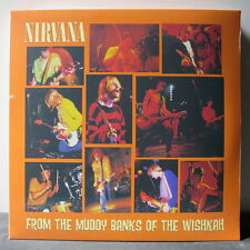 NIRVANA 'From The Banks Of The Muddy Wishkah' Vinyl 2LP NEW & SEALED