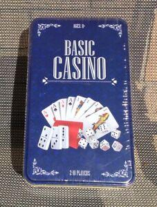 Children's Basic Casino Games Set