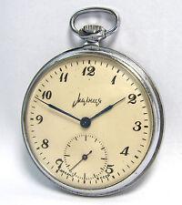 Molnia Made in CCCP Molnija russische Taschenuhr Molnyia USSR pocket watch