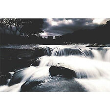 YORKSHIRE DALES - WATERFALL POSTER 24x36 - SCENIC LANDSCAPE RIVER 3035