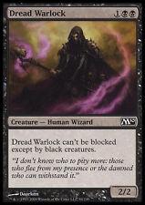 FOIL Terrifying Sorcerer - Dread Warlock MTG MAGIC 2010 M10 Italian