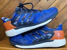 0cd1a4bfe48c4 Adidas Supernova St Boost Running Shoes Mens Size 9 Blue Orange Black White