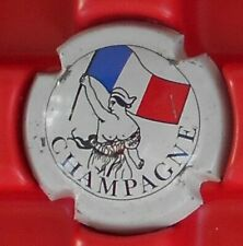 Capsule de champagne générique N°464 cote 10 en l'état