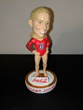 Signed Shawn Johnson Bobblehead USA Olympics Gymnastics, 2008 Beijing Gold Medal