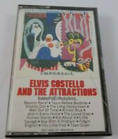 Elvis Costello And The Attractions IbMePdErRoLoAmL Cassette Tape 1982 FCT38157
