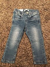 NEW Name It Baby girl  jeans, size 9-12m