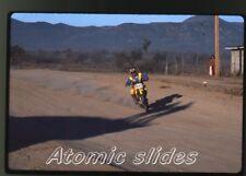 1978 35mm Photo slide  Motocross motorcycle race California #4