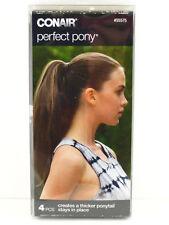 CONAIR PERFECT PONY VOLUME & LIFT TOOL - 4 PIECE KIT (55575)