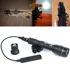 SureFire 400 Lumen LED Light w/ Tail Switch BK Tactical M600U Scout  Flashlight