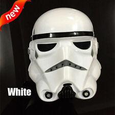 Halloween Party Stormtrooper Star Wars mask Vader Masks Dress Up Costume white
