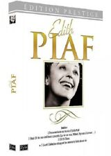 Edith piaf DVD Collector + 1 CD + 1 livret COFFRET DVD NEUF SOUS BLISTER