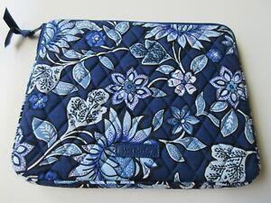 "Vera Bradley Tablet/iPad Sleeve Tropics Tapestry Print 10"" x 8"" New With Tag"