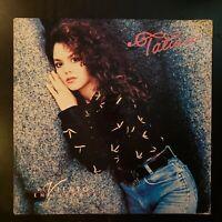 "Tatiana ""Vientos En Libertad"" Vinyl Record LP [1990]"