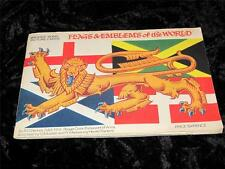 In Official Album Flags Original Collectable Tea Cards