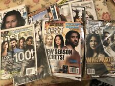 Lost official magazine #1-#8, #11-#25 & #27-# 30