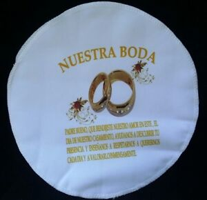 12 GOLD ROUND WEDDING FILLABLE FAVORS, TABLE DECORATIONS, Recuerdos Boda, Rings