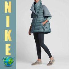 Nike Sportswear Women's Size L Tech Fleece Aeroloft 800 Fill Down Cape 804980