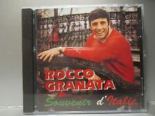 Sounevir d'Italie by Rocco Granata [28 Track Audio CD] Brand New Import Limited