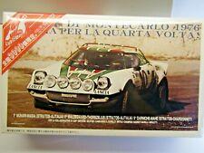 Fujimi 1:20 Scale Lancia Stratos HF 1976 Monte Carlo Winner Alitalia Model Kit