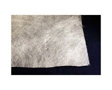 "Fiberglass Cloth Mat Surfacing Veil 10mil x 38"" wide x 6 Feet Long (2 Yards)"