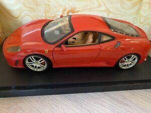 1:18 hot Wheels Ferrari F430