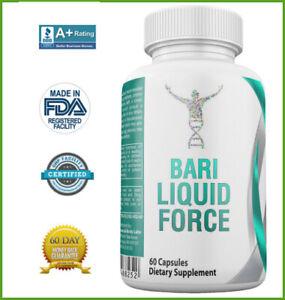 Bariatric Vitamin - Liquid Capsule Complete Multivitamin For Rapid Absorption