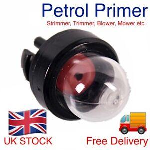 Primer Bulb for Petrol Strimmer, Chainsaw, Leaf Blower etc, U.K. STOCK ✅
