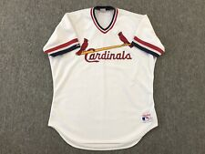 Vintage St.louis Cardinals Made In Usa Rawlings Stitched Jersey Size 48