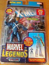 Marvel Legends Cyclops Sentinel Series BAF ToyBiz New in Package