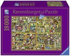 RAVENSBURGER JIGSAW PUZZLE MAGICAL BOOKCASE XXL COLIN THOMPSON 18000 PCS #17825