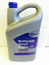 5 Litre Oil Isuzu 35 42 55 70 hp & Canaline Marine Boat Engine OIL Canal Filter