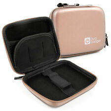 Rose Gold Case For Panasonic LUMIX DMCTZ20, TZ30, TZ18, TZ10, TZ8 & FS16