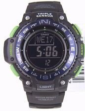 Casio SGW1000-2B MENS Altimeter Barometer Thermometer Compass World Time WATCH