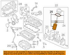 VW VOLKSWAGEN OEM 12-15 Passat Engine-Oil Filter 03L115562
