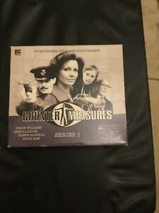 Counter-Measures: 1 by Ian Potter, (Audio Book CD, 2012)one Disc Missing