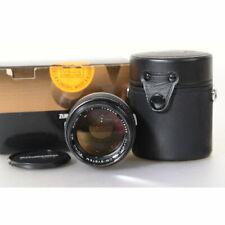 Olympus Zuiko OM Teleobjektiv - 85mm F/2 - Zuiko 2,0/85