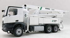 Conrad 78225-0 Mercedes Benz Arocs Truck with Schwing S36X Concrete Pump 1:50