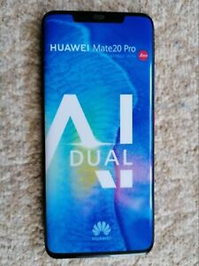 Huawei Mate 20 Pro Handy Dummy Attrappe 1:1
