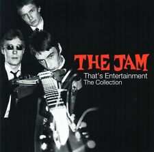 The Jam - That's Entertainment The Collection (CD 2012) Original CD