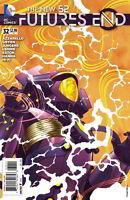 New 52 Futures End #32 Unread New Near Mint New 52 DC 2014 **30