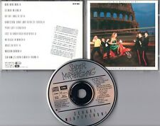 Spider Murphy Gang CD SCHARF WIA PEPERONI ©1984 smooth sided case NEAR MINT