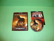 Batman Begins (HD DVD, 2006)